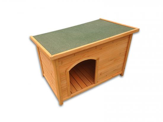Wooden Kennel